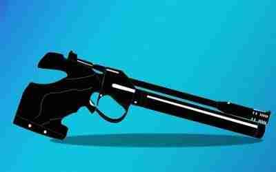 10 M Air Pistol Trigger Operation